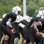 Russellville Middle School Football beat Henry F Moss Middle School 42-6
