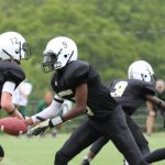 Russellville Middle School Football beat Todd County Middle School 56-0