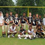 Russellville High School Varsity Football beat Trigg County High School 41-0