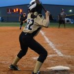Russellville Middle School Softball beat Henry F Moss Middle School 13-0