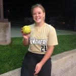 Russellville Middle School Softball beat Butler County Middle School 9-6