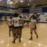 RHS Volleyball making strides