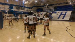 RHS Volleyball at Butler Co.