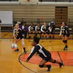 Russellville High School Girls Varsity Volleyball beat Butler County High School 2-0