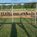 Russellville Middle School Softball beat Logan County High School 5-1
