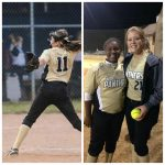 Russellville Middle School Softball beat Trigg County Middle School 11-3