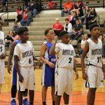 Russellville Boys Middle School Basketball beat Franklin-Simpson Middle School 63-45