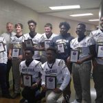 RHS Football Players Named to All SKY Conference