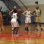 Russellville High School Girls Varsity Basketball falls to Warren East High School 71-62
