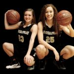 Russellville High School Girls Varsity Basketball beat Todd County Central High School 48-47