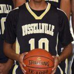 Russellville High School Boys Varsity Basketball beat Sheldon Clark High School 70-69