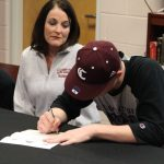 Blick signs with Campbellsville