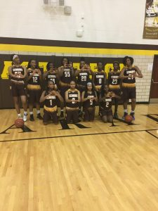 2016-2017 Lady Scarabs