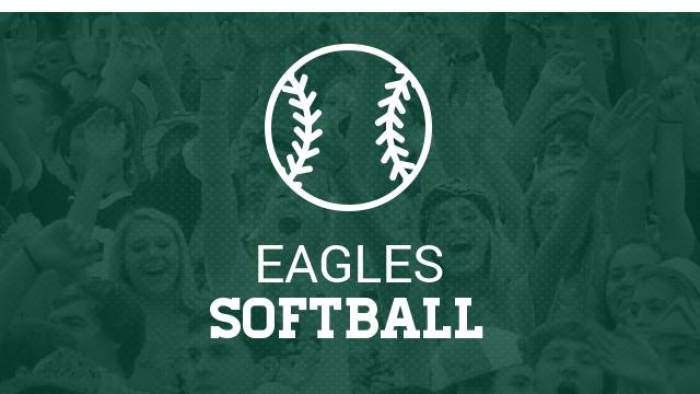 Lady Eagles Varsity Softball begin league play with an 18-5 victory over Southlands Christian