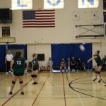 Volleyball storms back to take the victory over Samueli Academy!