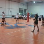 Varsity Volleyball team keep on winning…