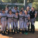 Lady Eagles Softball improve to 9-2!