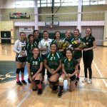 Varsity Volleyball BACK-TO-BACK CHAMPIONS!