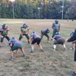 Arundel Coach Mentors Young Athletes
