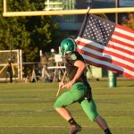Arundel High School Varsity Football beat Glen Burnie High School 60-35