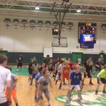 Boy's Basketball Team Hosts Youth Clinic