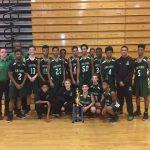 Arundel High School Boys Junior Varsity Basketball beat Chesapeake JV Holiday Mixer 50-41