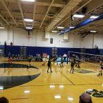 Arundel High School Girls Junior Varsity Volleyball falls to Howard High School 2-0