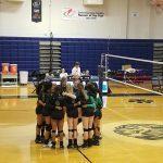 Arundel High School Girls Varsity Volleyball tops Howard High School 3-2