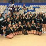 Honoring the Cheerleading State Champions