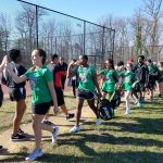 Arundel High School Coed Varsity Tennis beat North County High School 6-3