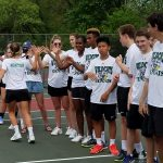Arundel High School Coed Varsity Tennis falls to South River High School 5-4