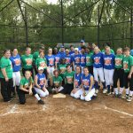 Arundel High School Junior Varsity Softball beat Old Mill 12-2