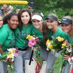Arundel High School Varsity Softball beat Northeast High School 4-3