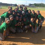 Arundel High School Varsity Softball beat Leanordtown High School 3-0