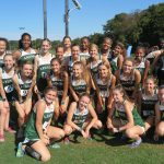 Girls Varsity Cross Country compete at Kinder Farm Park on 20 Sept 2017
