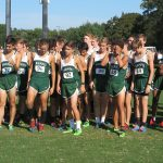 Boys Varsity Cross Country compete at Kinder Farm Park on 20 Sept 2017