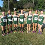 Girls Varsity Cross Country finishes 4th place at Chesapeake Invitational 23 Sept 2017