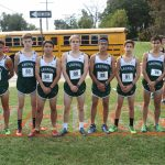 Boys Varsity Cross Country finish 4th at County Championship at Chesapeake HS on 25 October 2017