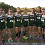 Girls Varsity Cross Country move onto State Championship after 5th place finish at Regionals