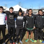 Boys Varsity Cross Country finish 15th in State Championship at Bull Run (Hereford)