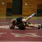 Coed Varsity Wrestling beats Northeast 42 – 33