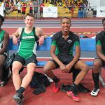 Boys Varsity Track and Field - Arundel vs Howard on 12 December 2017