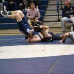 Coed Varsity Wrestling beats Bel Air 54 – 30