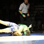 Coed Varsity Wrestling falls to Bel Air 50 – 24