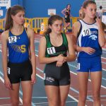 Girls Varsity Indoor Track and Field Compete at AACPS Invitational on 29 December 2017