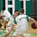 Arundel Boys JV Basketball vs Broadneck 1/19/2018 (1 of 2)