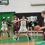 Arundel Boys JV Basketball vs Broadneck 1/19/2018 (2 of 2)