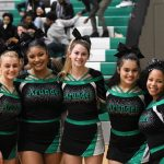 Arundel Cheerleading Team 2/6/2018 (2 of 2)