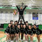 Arundel Cheerleading Team 2/16/2018