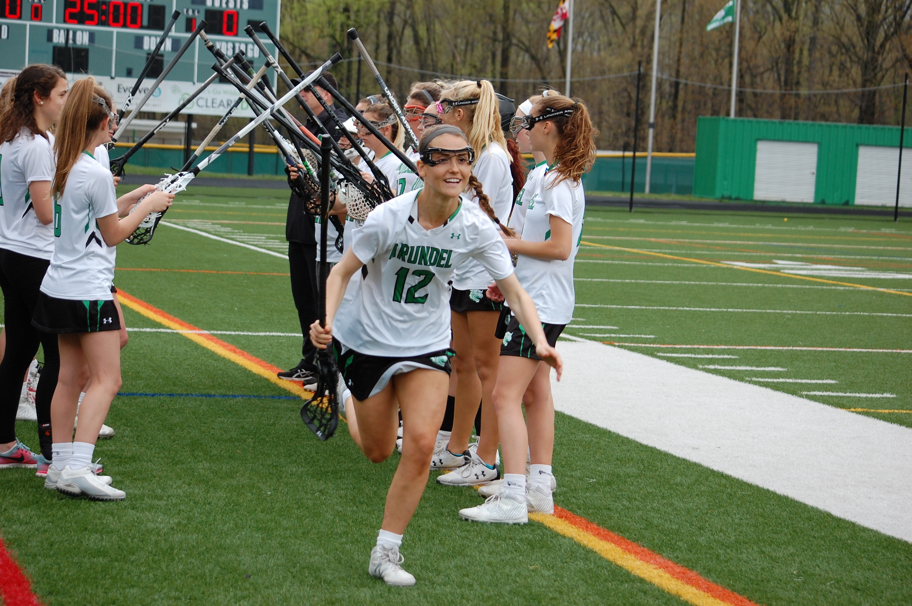 Help Arundel Boys and Girls Lacrosse Join Fight Against Pediatric Cancer!